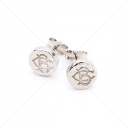 Iris - Sterling Silver Earrings