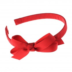Gold Garbow Hairband with Bow - 10 per pack