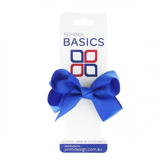 Royal Small Shilo Bow on Elastic - 10 per pack