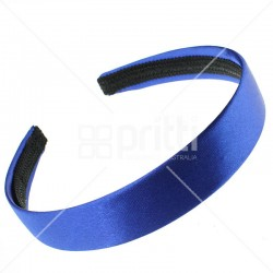 Royal Satin Hairband - 10 per pack