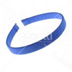 Royal Grosgrain Hairbands  - 10 per pack