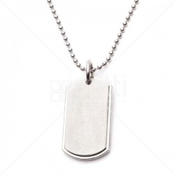 Zane - School Crested Dog Tags
