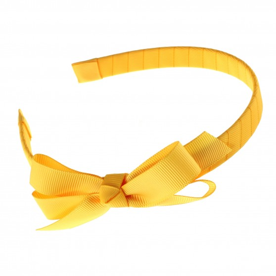 Garbow Hairband with Bow - 10 per pack