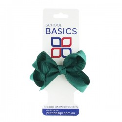 Bottle Small Shilo Bow on Elastic - 10 per pack