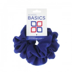 Royal Basic Scrunchies Large 2 Piece - 10 per pack