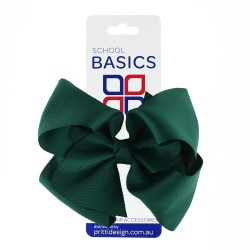 Royal Blue XLarge Shilo Bow on Clip - 10 per pack