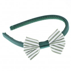 Summer Bow Alice Hairband - 10 per pack