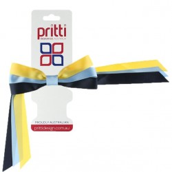 3 Colour Sports Bow - 10 per pack