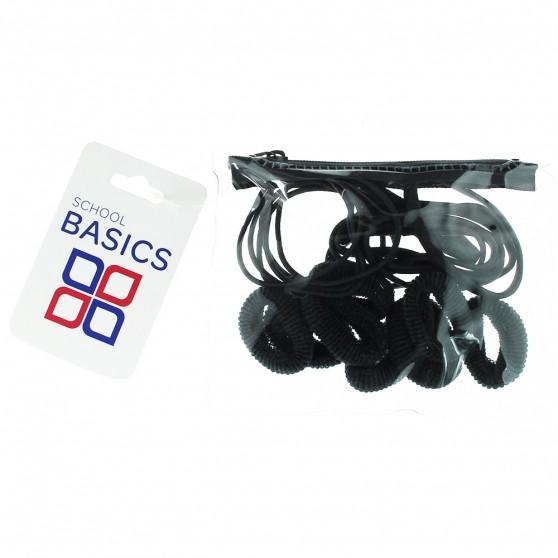 Black Zip Purse Pack - per 10 pack