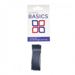 15mm Dark Navy 1m Cut Ribbon - 10 pieces per pack