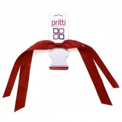 2 Layer Sports Ribbon Red - 10 per pack