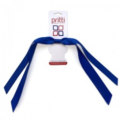 2 Layer Sports Ribbon Electric Blue - 10 per pack