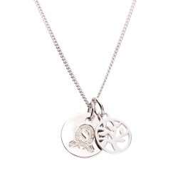 Tree of Life - School Crested Necklace