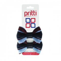 School Uniform Fabric Bows