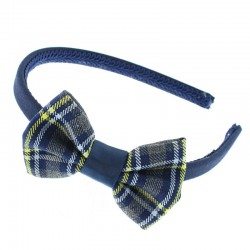 School Bow Hairbands