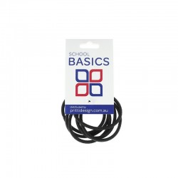 Basic School Hair Elastics
